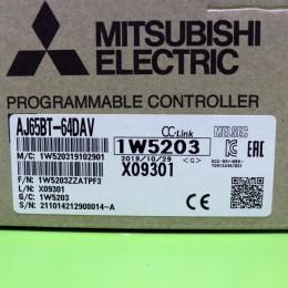 [신품] AJ65BT-64DAV 미쯔비시 씨씨링크