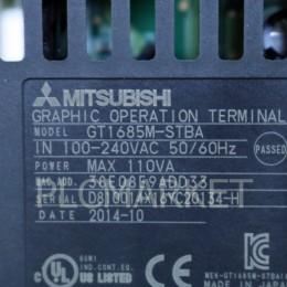 [중고] GT1685M-STBA 미쯔비시 터치스크린(12.1
