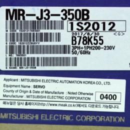 [신품] MR-J3-350B 미쯔비시 AC서보드라이브