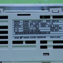 [중고] CIMR-V7DT20P1 야스까와 인버터