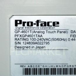 [중고] PFXGP4601TAA 프로페이스 터치스크린 12.1