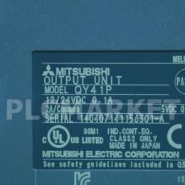 [중고] QY41P 출력모듈 트랜지스터(싱크)PLC