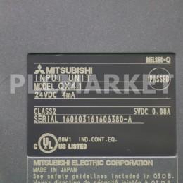 [중고] QX41 입력모듈 DC(플러스코먼) 미쯔비시 피엘씨