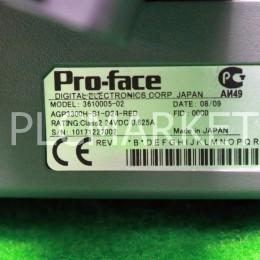 [중고] AGP3300H-S1-D24-RED  프로페이스 5.7