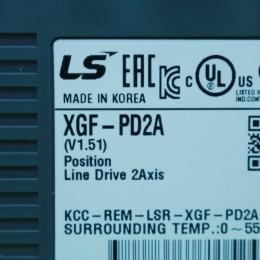[중고] XGF-PD2A 엘에스 위치결정 모듈