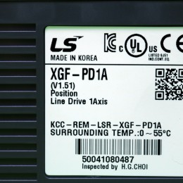[중고] XGF-PD1A 엘에스 피엘씨