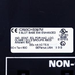 [중고] IC693CHS397M 화낙 베이스