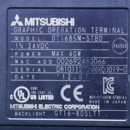[중고] GT1685M-STBD 미쯔비시 터치판넬