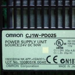 [중고] CJ1W-PD025 옴론 파워