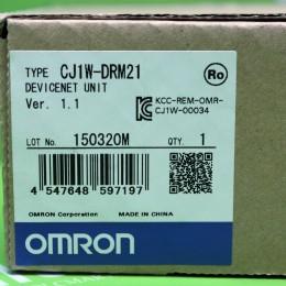 [신품] CJ1W-DRM21 오므론 피엘씨