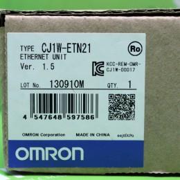 [신품] CJ1W-ETN21 옴론 PLC CPU
