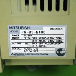 [중고] FR-B3-N400 미쯔비씨 인버터 0.4KW
