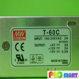 [중고] T60C MW 민웰 POWER SUPPLY