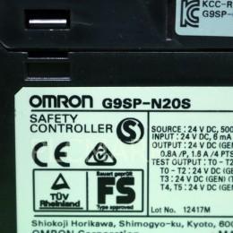 [중고] G9SP-N20S 옴론 SAFETY CONTROLLER 24VDC
