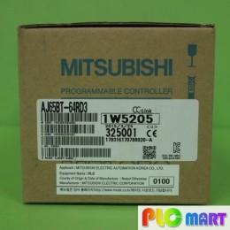 [신품] AJ65BT-64RD3 미쯔비씨 씨씨링크 리모트 카드
