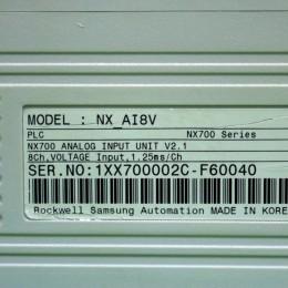 [중고] NX-AI8V OEMAX PLC