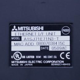 [중고] A1SJ71E71N3-T 미쯔비씨 이더넷 인터페이스 유닛