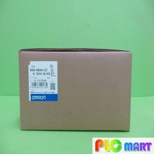 [신품] R88D-KN04H-ECT 옴론 400W 서보드라이버