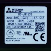[중고] HG-JR153B 미쯔비시 1.5KW 서보모터