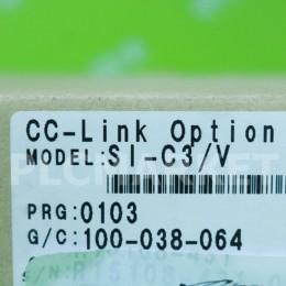 [중고] SI-C3/V 야스까와 인버터 씨씨링크 옵션보드