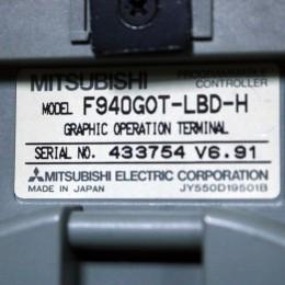 [중고] F940GOT-LBD-H 미쯔비씨 핸드터치