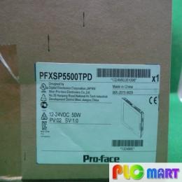 [미사용] PFXSP5500TPD 프로페이스 10