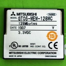 [중고] GT05-MEM-128MC 미쯔비씨 콤팩트 플래시 카드