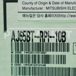 [신품] AJ65BT-RPI-10B 미쯔비시 씨씨링크