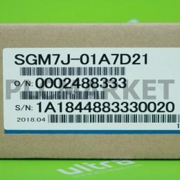 [신품] SGM7J-01A7D21 YASKAWA 서보모터