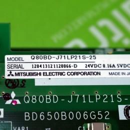 [미사용] Q80BD-J71LP21S-25 미쯔비시 PLC