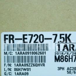[신품] FR-E720-7.5K 미쓰비시 7.5KW 인버터
