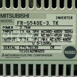 [중고] FR-S540E-3.7K 미쯔비시 인버터
