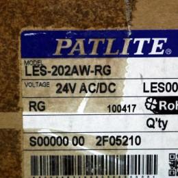 [신품] LES-202AW-RG PATLITE 오디오-비주얼신호표시타워