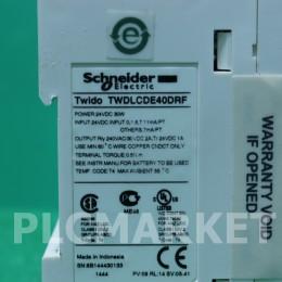 [중고] TWDLCDE40DRF 슈나이더 Schneider PLC