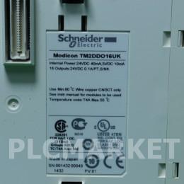 [중고] TM2DDO16UK 슈나이더 Schneider 아날로그 입력/출력 모듈