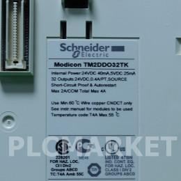 [중고] TM2DDO32TK 슈나이더 Schneider 아날로그 입력/출력 모듈