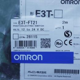 [신품] E3T-FT21 옴론 광전스위치
