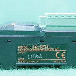 [중고] E3X-DRT21 옴론 SENSOR COMMUNICATION  UNIT