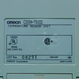 [중고] C200H-TS102 옴론 온도센서 유니트