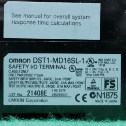[중고] DST1-MD16SL-1 옴론 세이프티 터미널 24VDC