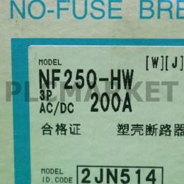 [신품] NF250-HW 미쯔비시 차단기