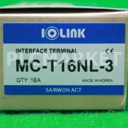 [신품] MC-T16NL-3 삼원액트 분기형 터미널