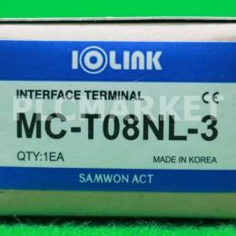 [신품] MC-T08NL-3 삼원 아이오링크 분기형 터미널