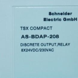 [중고] AS-BDAP-208 슈나이더 릴레이