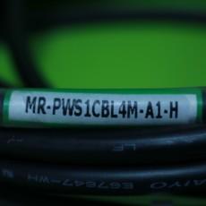 [중고] 미쯔비씨 서보케이블 4M 세트 (MR-PWS1CBL4M-A1-H)