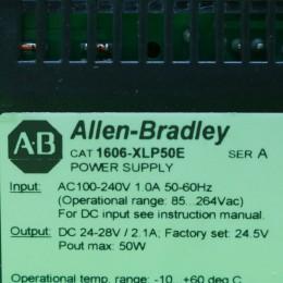 [중고] 1606-XLP50E Allen-Bradley POWER SUPPLY