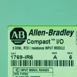 [중고] 1769-IR6 Allen-Bradley I/O 입출력 모듈