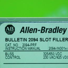 [중고] 2094-PRF Allen-Bradley Power Rail Slot
