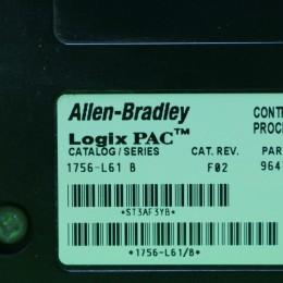 [중고] 1756-L61 Allen-Bradley 프로세스 모듈