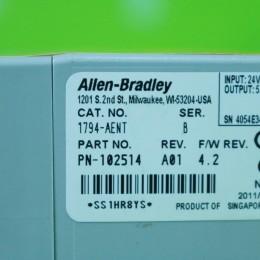 [중고] 1794-AENT Allen-Bradley 통신어뎁터